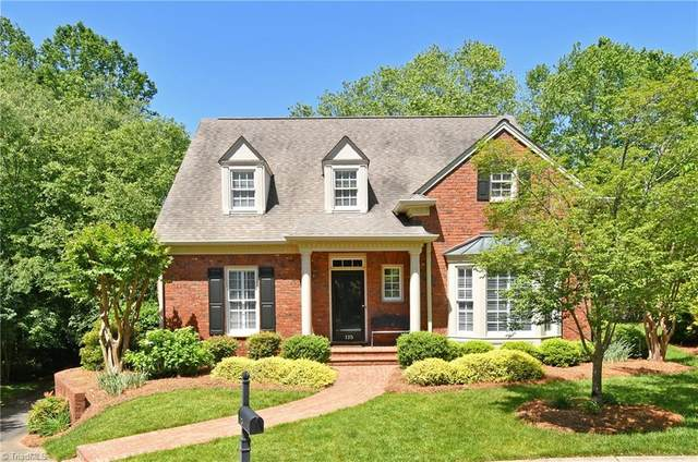 125 Hollin Way, Winston Salem, NC 27104 (MLS #966929) :: Ward & Ward Properties, LLC