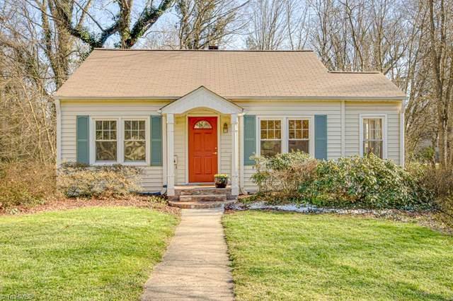1127 Kenwood Street, Winston Salem, NC 27103 (MLS #966934) :: Berkshire Hathaway HomeServices Carolinas Realty