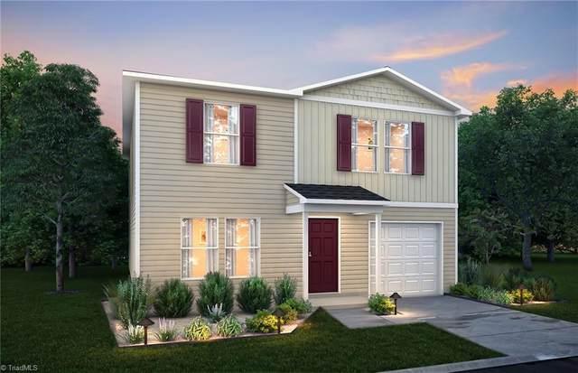 115 Balsam Drive, Burlington, NC 27217 (MLS #966945) :: Ward & Ward Properties, LLC