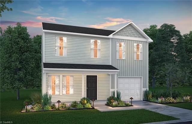 148 Balsam Drive, Burlington, NC 27217 (MLS #966951) :: Ward & Ward Properties, LLC