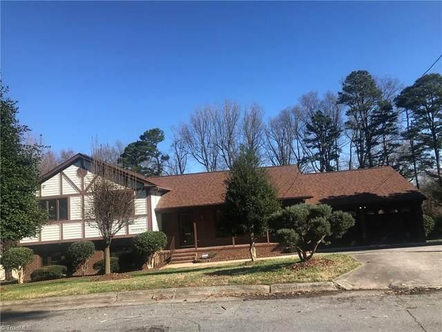 1303 Marboro Drive, Greensboro, NC 27406 (MLS #967009) :: Berkshire Hathaway HomeServices Carolinas Realty