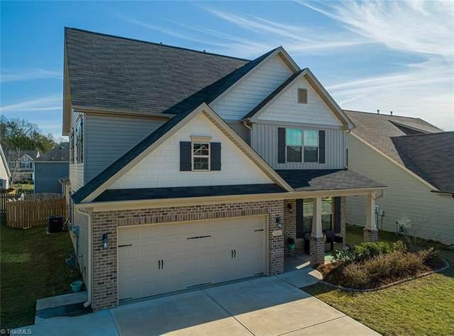 3693 Vestavia Drive, Kernersville, NC 27284 (MLS #967038) :: Berkshire Hathaway HomeServices Carolinas Realty