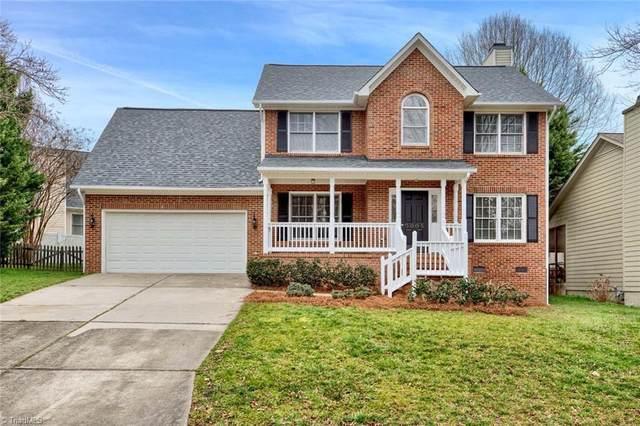 3005 Pinnacle Court, High Point, NC 27265 (MLS #967065) :: Berkshire Hathaway HomeServices Carolinas Realty