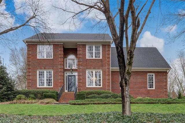 4708 Weston Place, Jamestown, NC 27282 (MLS #967080) :: Berkshire Hathaway HomeServices Carolinas Realty