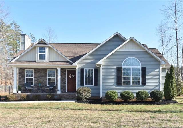 308 Twin Creeks Drive, Stokesdale, NC 27357 (MLS #967124) :: Berkshire Hathaway HomeServices Carolinas Realty