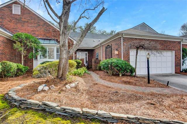 1805 Country Club Drive, High Point, NC 27262 (MLS #967172) :: Lewis & Clark, Realtors®