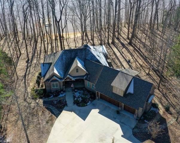 1140 Inlet Pointe Road, Salisbury, NC 28146 (MLS #967178) :: Berkshire Hathaway HomeServices Carolinas Realty