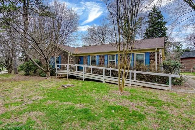 3333 Colony Drive, Jamestown, NC 27282 (MLS #967182) :: Berkshire Hathaway HomeServices Carolinas Realty