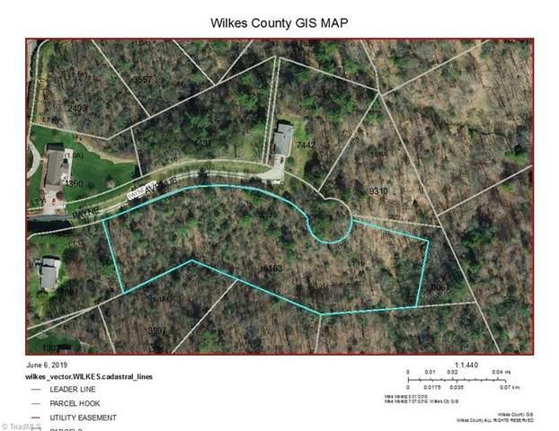 0 Payne Avenue, Wilkesboro, NC 28697 (MLS #967243) :: Greta Frye & Associates | KW Realty Elite