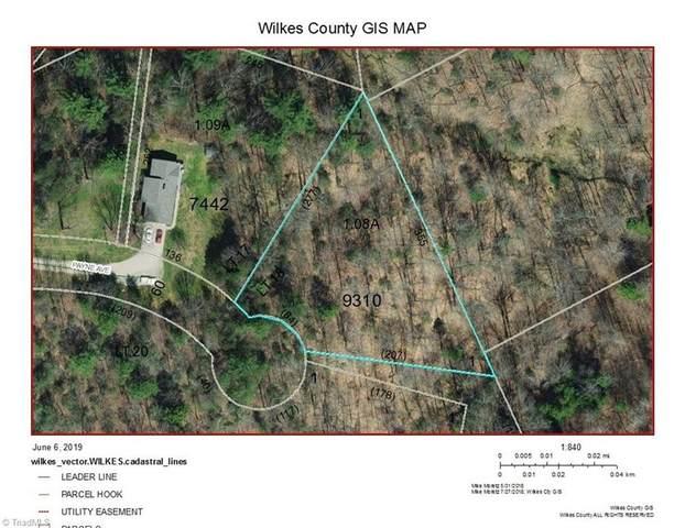 0 Payne Avenue, Wilkesboro, NC 28697 (MLS #967252) :: Greta Frye & Associates | KW Realty Elite