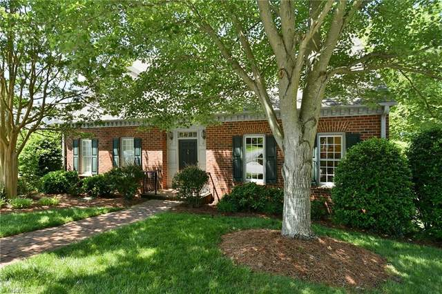 120 Coventry Park Lane, Winston Salem, NC 27104 (MLS #967279) :: Ward & Ward Properties, LLC