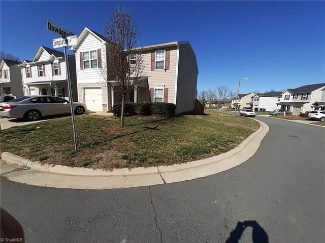 3891 Templeton Lane, Kernersville, NC 27284 (MLS #967309) :: Berkshire Hathaway HomeServices Carolinas Realty