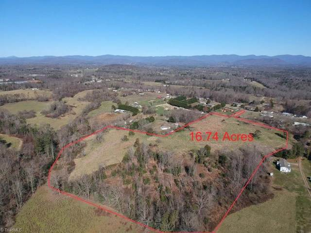 Rock Creek Ch Road, North Wilkesboro, NC 28659 (MLS #967316) :: Lewis & Clark, Realtors®