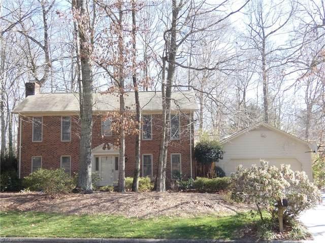 3600 Wynnewood Drive, Greensboro, NC 27408 (MLS #967328) :: Ward & Ward Properties, LLC