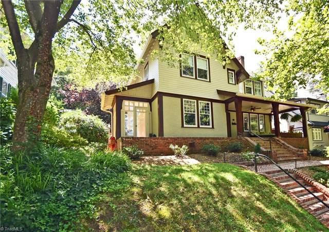 1228 Glade Street, Winston Salem, NC 27101 (MLS #967381) :: Berkshire Hathaway HomeServices Carolinas Realty