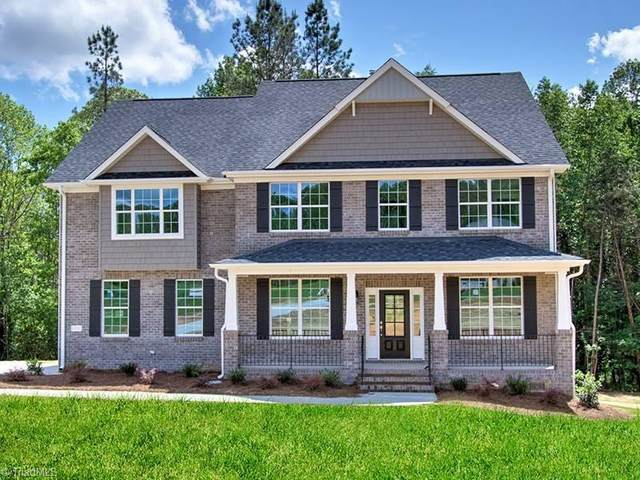 7614 Mary Ellen Court, Greensboro, NC 27409 (MLS #967383) :: Berkshire Hathaway HomeServices Carolinas Realty