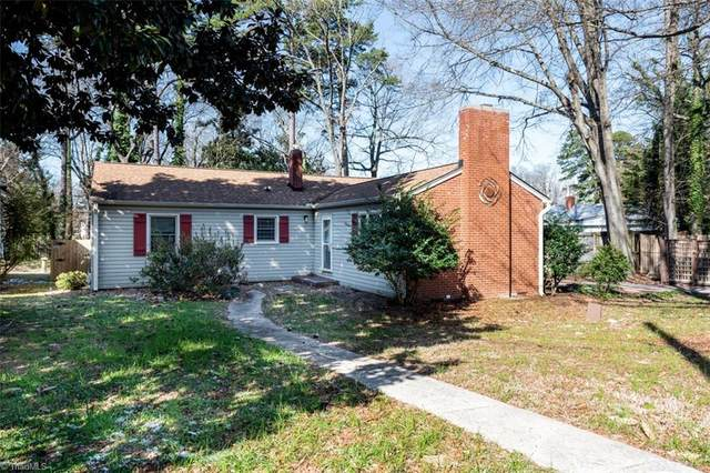 1309 Wendover Drive, High Point, NC 27262 (MLS #967414) :: Berkshire Hathaway HomeServices Carolinas Realty