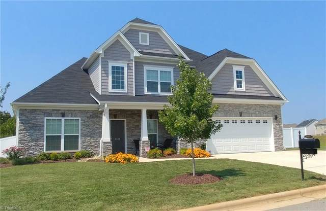 1013 English Ivy Court #86, Kernersville, NC 27284 (MLS #967427) :: Berkshire Hathaway HomeServices Carolinas Realty