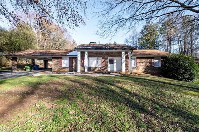 307 Broken Saddle Lane, Kernersville, NC 27284 (MLS #967462) :: Berkshire Hathaway HomeServices Carolinas Realty