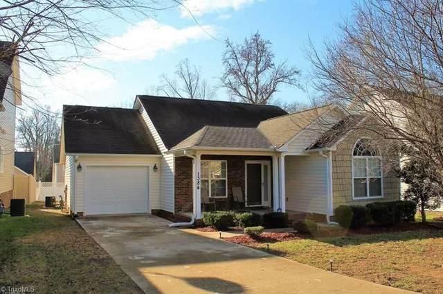 1384 Lighthouse Lane, Winston Salem, NC 27127 (MLS #967475) :: Berkshire Hathaway HomeServices Carolinas Realty
