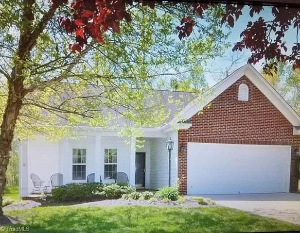 106 Riverwalk Lane, Jamestown, NC 27282 (MLS #967481) :: Berkshire Hathaway HomeServices Carolinas Realty