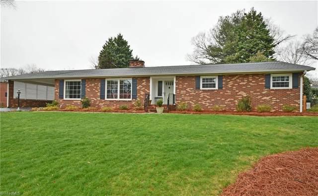 2402 Greenwich Road, Winston Salem, NC 27104 (MLS #967529) :: Berkshire Hathaway HomeServices Carolinas Realty