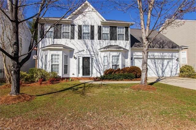 5225 Ivystone Lane, Winston Salem, NC 27104 (MLS #967535) :: Berkshire Hathaway HomeServices Carolinas Realty