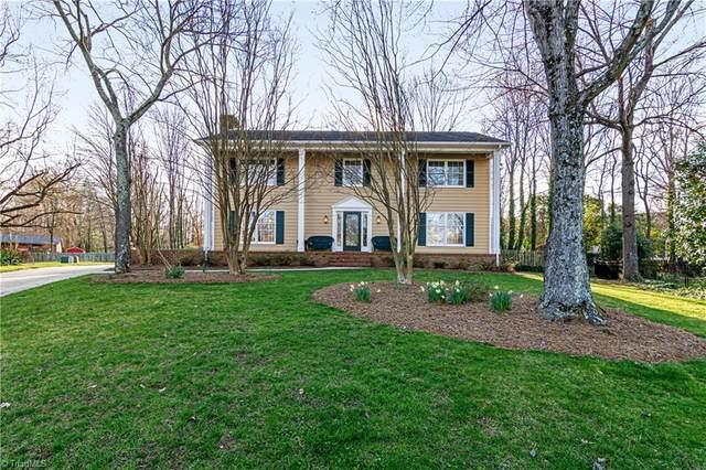3 Heather Court, Greensboro, NC 27403 (MLS #967536) :: Berkshire Hathaway HomeServices Carolinas Realty