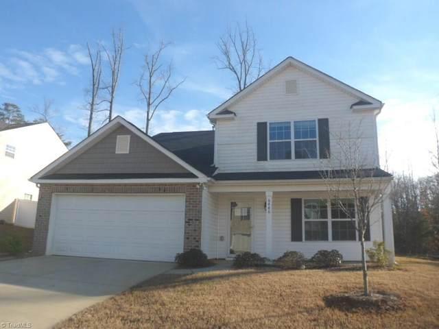 6446 Bentbrush Street, Rural Hall, NC 27045 (MLS #967596) :: Berkshire Hathaway HomeServices Carolinas Realty