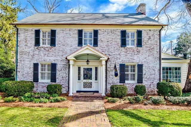 201 N Westview Drive, Winston Salem, NC 27104 (MLS #967664) :: Berkshire Hathaway HomeServices Carolinas Realty