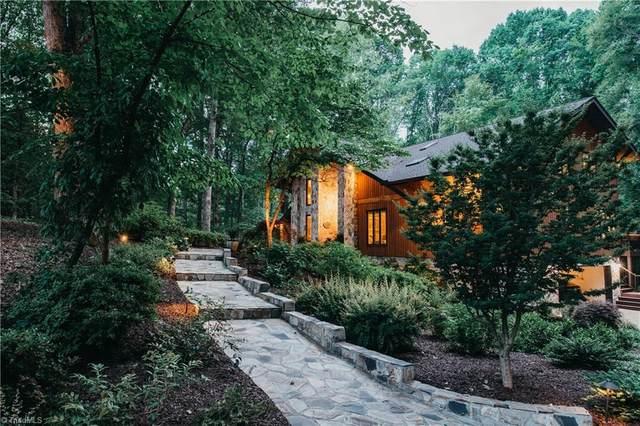 5411 Rambling Road, Greensboro, NC 27409 (MLS #967694) :: Berkshire Hathaway HomeServices Carolinas Realty