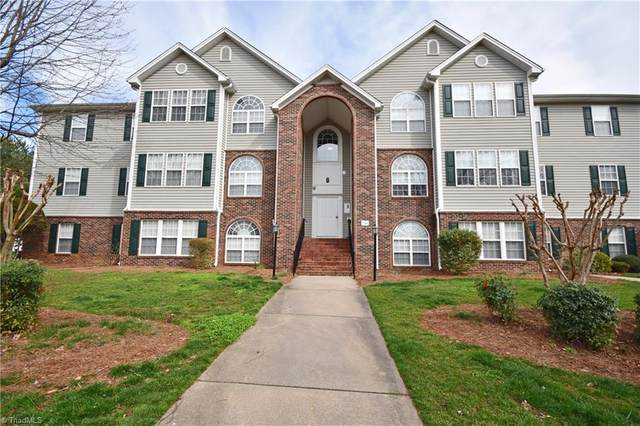733 Scholastic Court, Winston Salem, NC 27106 (MLS #967713) :: Ward & Ward Properties, LLC