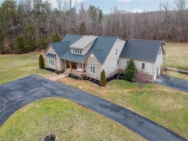 6720 Lake Brandt Road, Summerfield, NC 27358 (MLS #967750) :: Berkshire Hathaway HomeServices Carolinas Realty