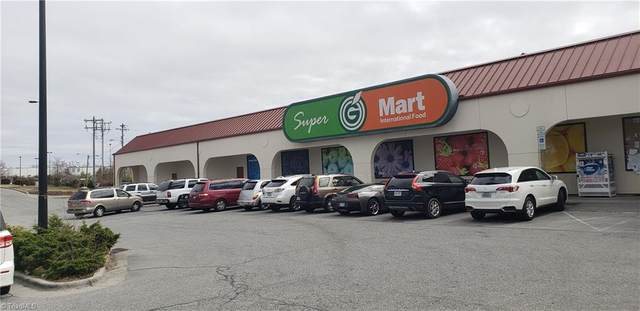 4929 Market Street #2119, Greensboro, NC 27407 (MLS #967779) :: Berkshire Hathaway HomeServices Carolinas Realty