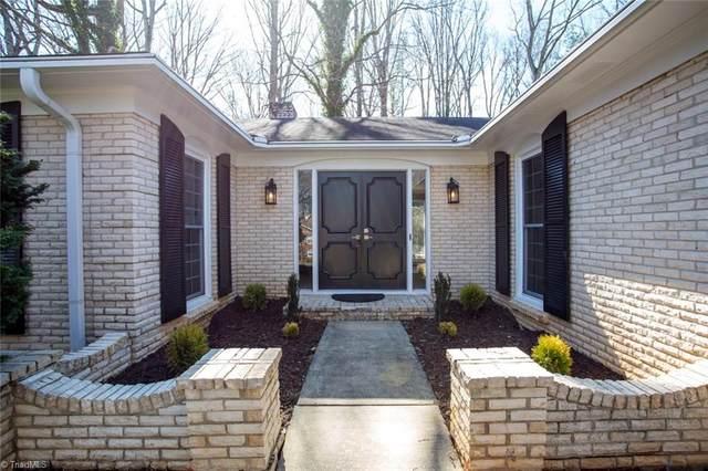 1140 Chester Road, Winston Salem, NC 27104 (MLS #967794) :: Berkshire Hathaway HomeServices Carolinas Realty