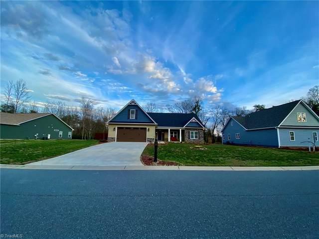 1206 Stonewyck Drive, Salisbury, NC 28146 (MLS #967797) :: Team Nicholson