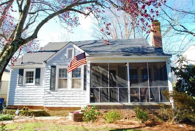 2324 Fairway Drive, Winston Salem, NC 27103 (MLS #967952) :: Berkshire Hathaway HomeServices Carolinas Realty