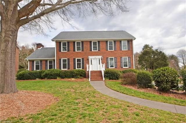 3409 Dixiana Lane, Pfafftown, NC 27040 (MLS #968147) :: Ward & Ward Properties, LLC