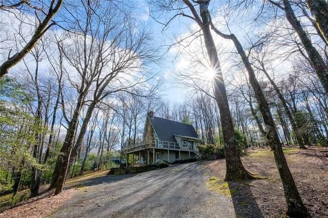 195 Shady Lane, Roaring Gap, NC 28627 (MLS #968799) :: Ward & Ward Properties, LLC