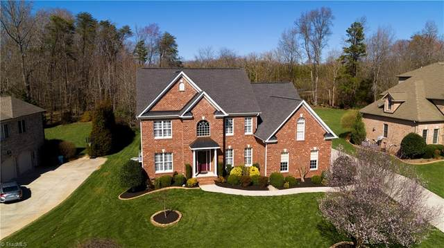 8214 William Wallace Drive, Summerfield, NC 27358 (#968981) :: Premier Realty NC