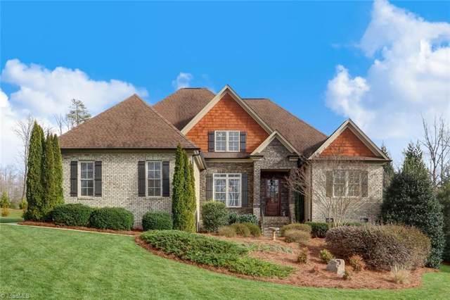 6309 Autumn Crest Court, Summerfield, NC 27358 (MLS #969137) :: Berkshire Hathaway HomeServices Carolinas Realty