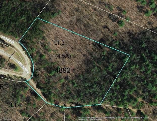 3 Pores Knob Road, Moravian Falls, NC 28654 (MLS #969160) :: Ward & Ward Properties, LLC