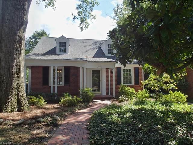 2405 Sylvan Road, Greensboro, NC 27403 (MLS #969233) :: Berkshire Hathaway HomeServices Carolinas Realty