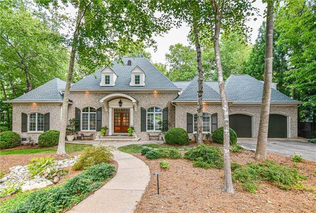 821 Bass Landing Place, Greensboro, NC 27455 (MLS #969248) :: Greta Frye & Associates | KW Realty Elite