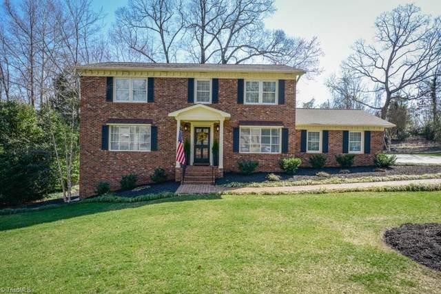 705 O'neill Drive, Jamestown, NC 27282 (MLS #969305) :: Berkshire Hathaway HomeServices Carolinas Realty