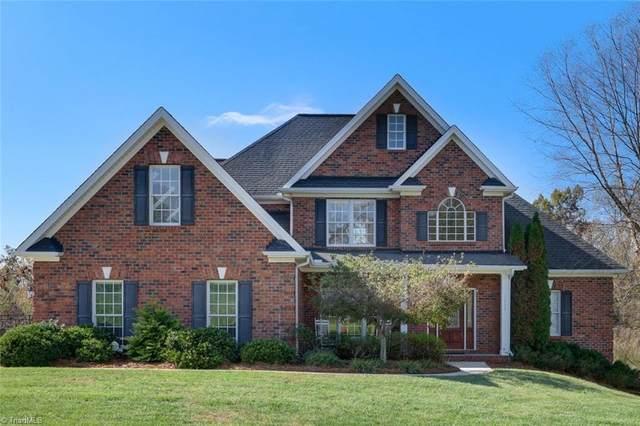 7235 Wyatt Drive, Summerfield, NC 27358 (MLS #969430) :: Berkshire Hathaway HomeServices Carolinas Realty