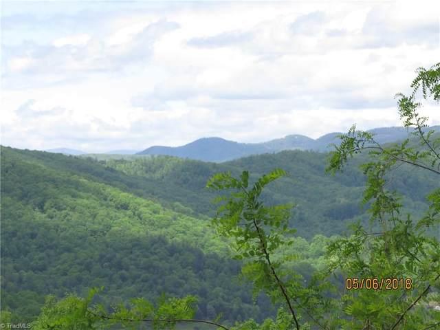 Lot 11 Overland Trail, Hays, NC 28635 (MLS #969647) :: Ward & Ward Properties, LLC