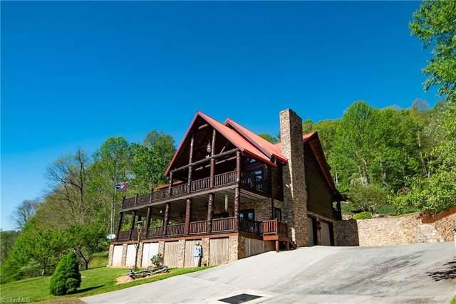 347 Hidden Mountain Lane, Crumpler, NC 28617 (MLS #969734) :: Team Nicholson