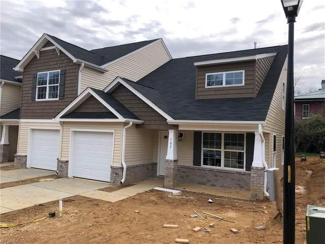 107 Crepe Myrtle Lane 14 Mom, Jamestown, NC 27282 (MLS #969827) :: Berkshire Hathaway HomeServices Carolinas Realty
