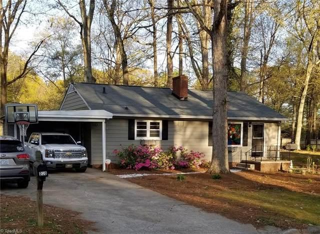210 Forestdale Drive, Jamestown, NC 27282 (MLS #969934) :: Berkshire Hathaway HomeServices Carolinas Realty